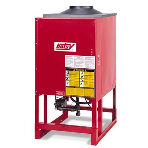 Hotsy's9400 Series - Convertible Cold and Hot Water Pressure Washer