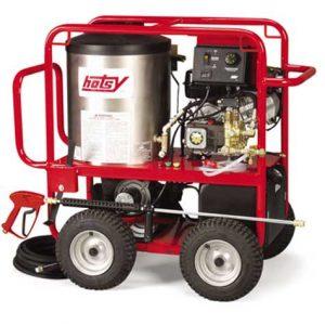 Gas Engine Series – Hot-Water Pressure Washer