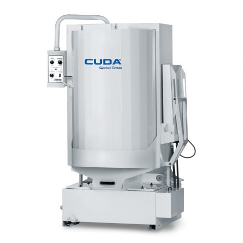 Cuda 2840 front-load automatic parts washer