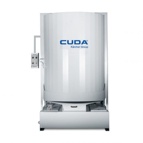 Cuda 4860 large front-load parts washer
