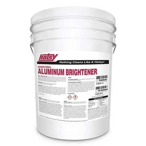 aluminum cleaner