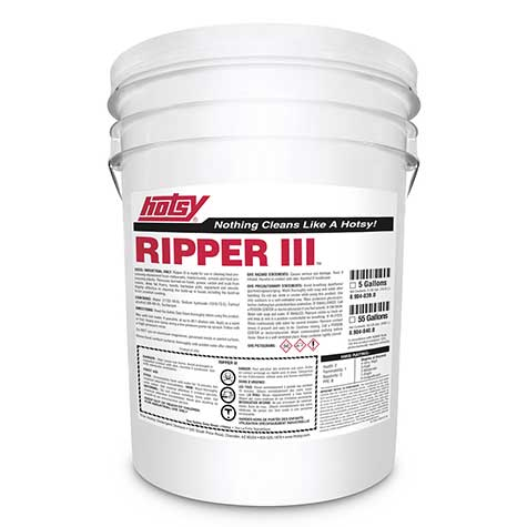 hotsy ripper III