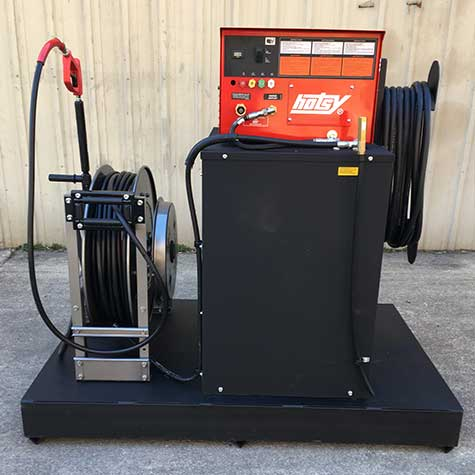 Commercial pressure washer Hotsy Electric