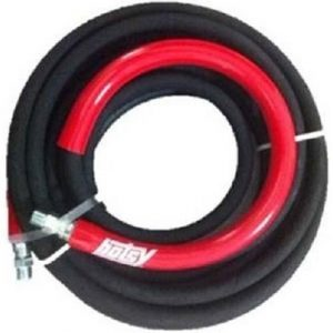 """Hotsy 8.739-054.0 2 Wire 50 Ft Hose 3/8"""" - 6000 PSI"""